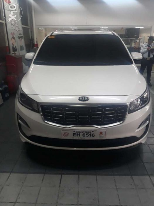 2019 Kia Grand Carnival 22l Ex Crdi At 7str In Makati Metro Manila
