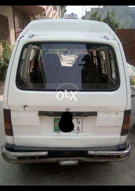 Toyota Hiace For Sale In Lahore Olx