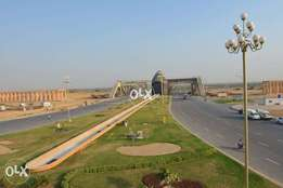 Bahria Town Karachi 125 SQ yARD Without Number Property SALE