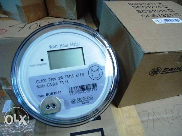 GE KV2C kWh    Meter    Digital or Analog 1 and 3phase    meter