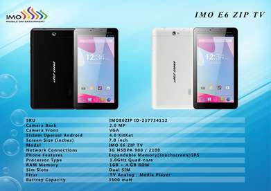 Tablet Android Murah + TV Analog