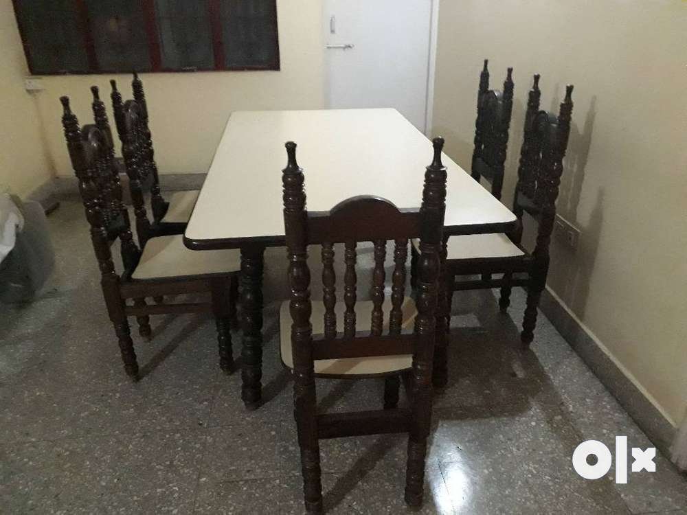 Rosewood Dining Table With 6 Chairs Sofa Dining 1618746452