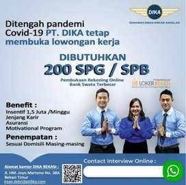 Loker Spg Vivo Bekasi Diutamakan Wanita Loker Kerja Terbaru 2021