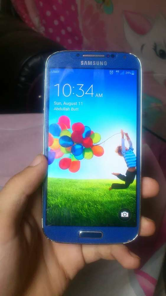 Galaxy S4 for sale in Lahore, Second Hand Samsung Mobile in
