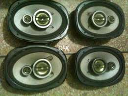 Kenwood 718 speaker one pair final 3000