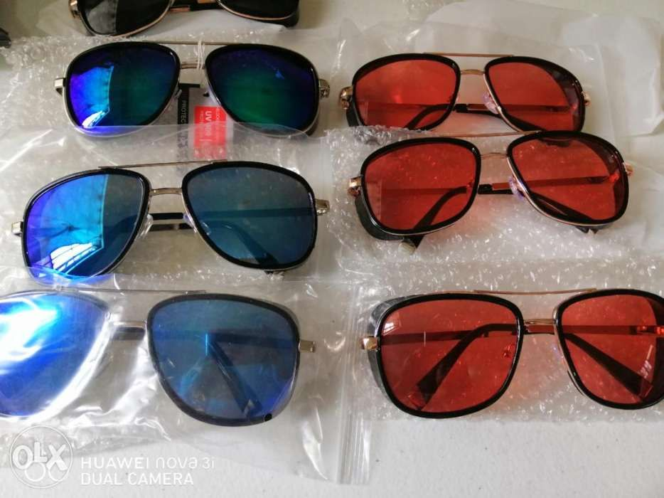 7dfc951dbd1 Ironman sunglasses matsuda style tonystark in Quezon City