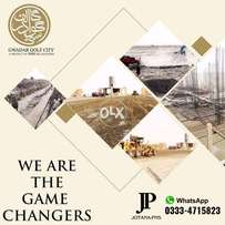 Gwadar Golf City 8 Marla Plot On Easy Installments Best Investment