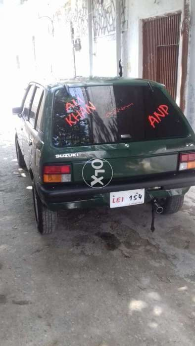 Suzuki Car For Sale Lahore Life Time Good Condition Cars
