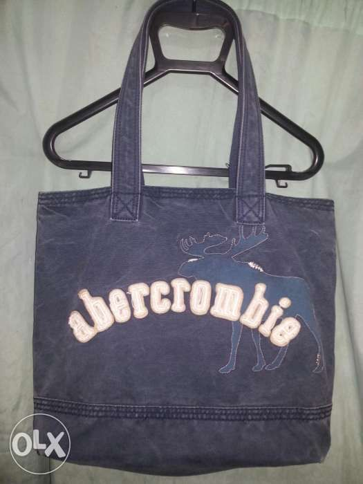 original abercrombie denim shoulder bag nike adidas jordan jansport ... 579dfad68a33a