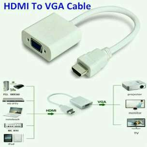 Kabel HDMI to VGA