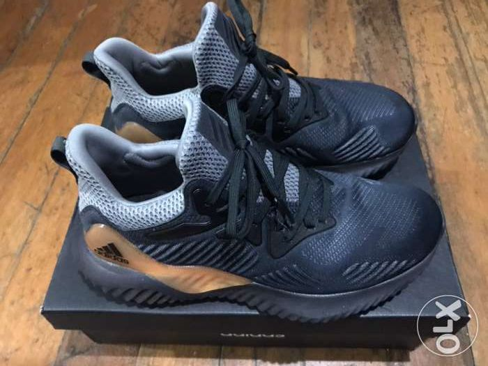 544421c244f14 RUSH Adidas Alphabounce Beyond Carbon Grey in Quezon City