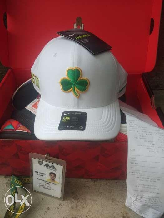 1a0e3b3ce4b658 Nike City edition Boston Celtics Aerobill Classic 99 Cap in Quezon ...