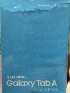 Samsung Galaxi Tab A With S pen