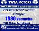 Tata Motors Company Hiring APPLY ON WHATSAPP--9.7.6.0.7.3.8.2.3.8