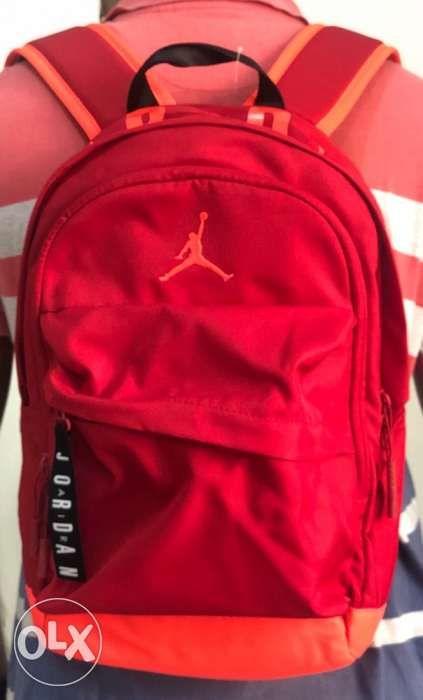 Air Jordan Backpack Limited Edition in Manila