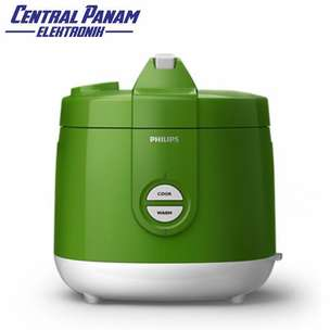 Philips Rice Cooker 2 L(HD3129)-Central Panam Elektronik