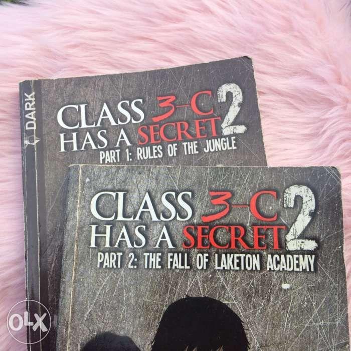 Class 3c Has A Secret Book 2