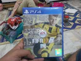 Fifa 17 and fifa 14 for ps4 for sale and exchange home delivery avail