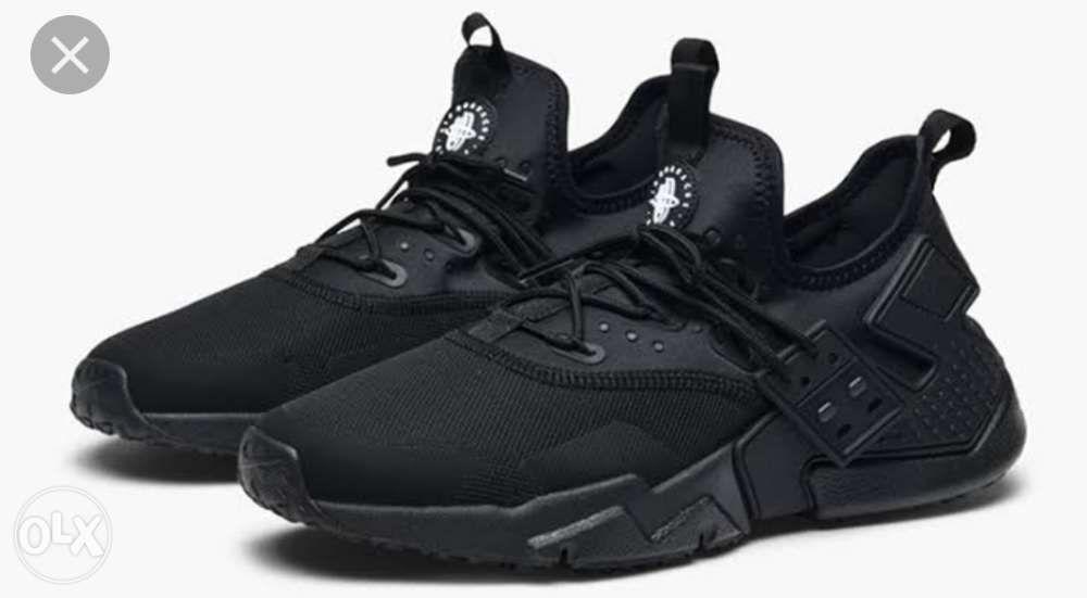 dobrze out x gorące wyprzedaże innowacyjny design Nike Huarache Triple Black in Batangas City, Batangas | OLX.ph