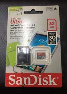 Jual Sandisk Ultra Micro SD 32GB