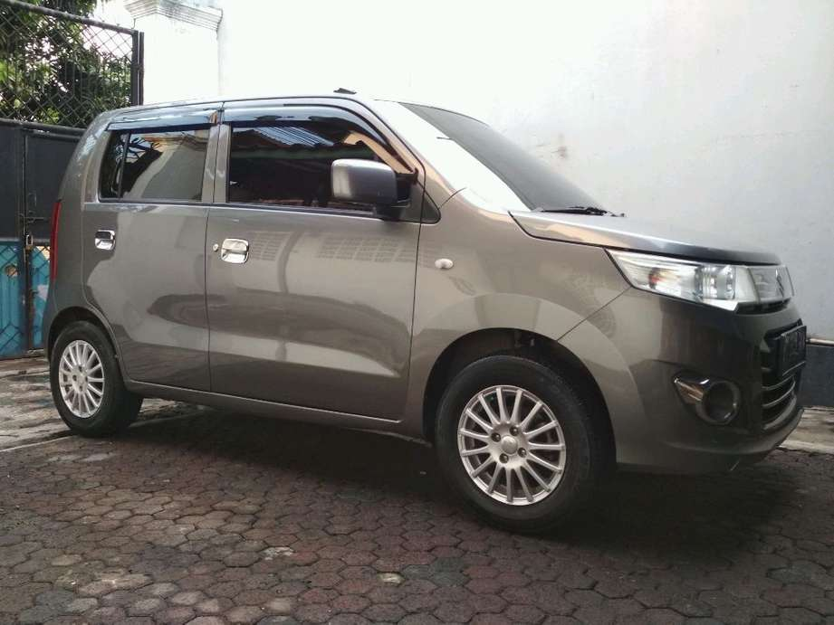 suzuki karimun wagon GS th015 manual
