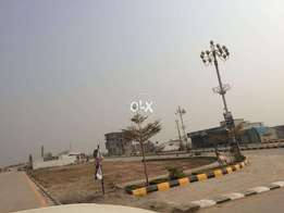 2.5 Marla Mini Commercial Plot in Ghouri Town Phase 8