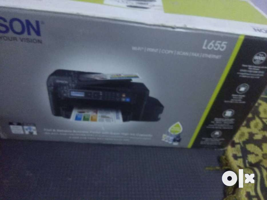 Xerox,printer,epson,scanner  all in one wifi - Games