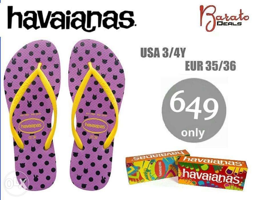 c58ac7879f81 Havaianas and Ipanema Slippers FOR ONLY P599 in Manila