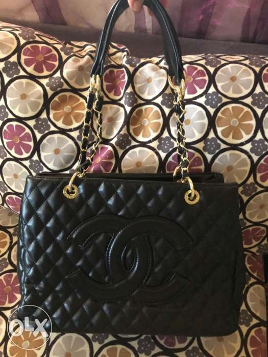 cf1c543652394d lot of 2 gst and flap chanel bags in Davao City, Davao del Sur | OLX.ph