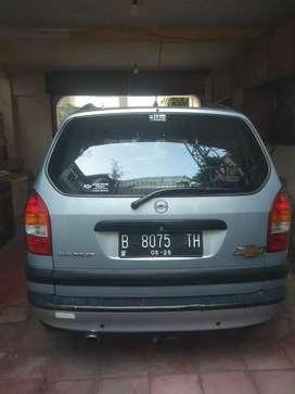 Jual Zafira Mobil Bekas Chevrolet Murah Cari Mobil Bekas Di Indonesia Olx Co Id