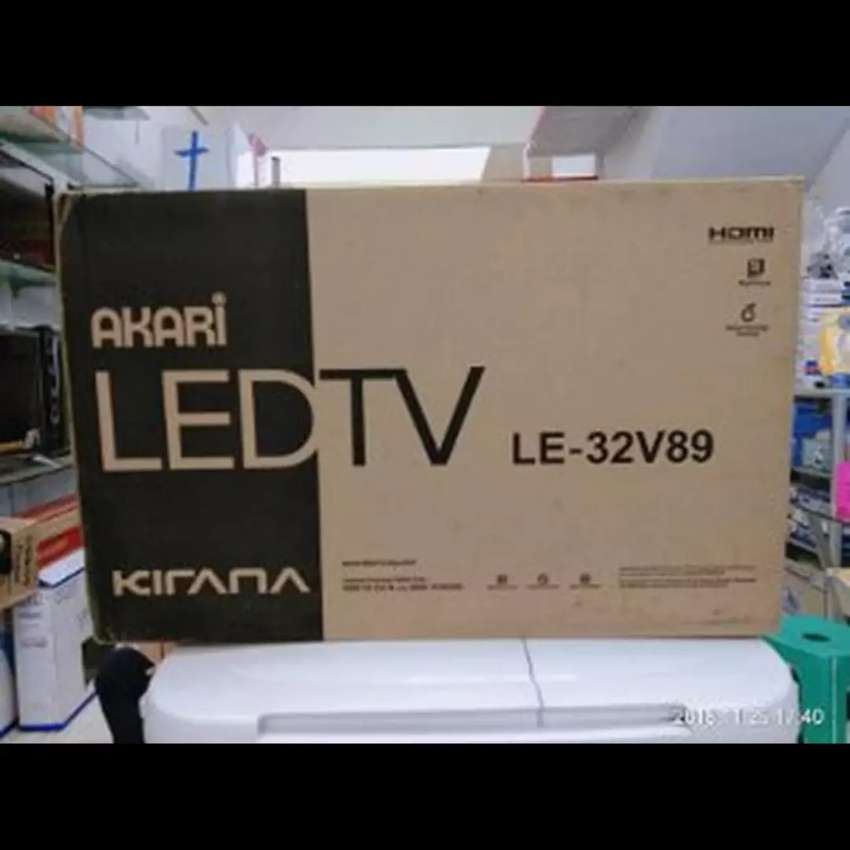 100 Murah Di Cimanggis Akari Le 32v89 Led Tv 32 Inch Usb Movie Tv Audio Video 778173169