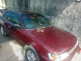 Toyota corolla 2d in excellent condition