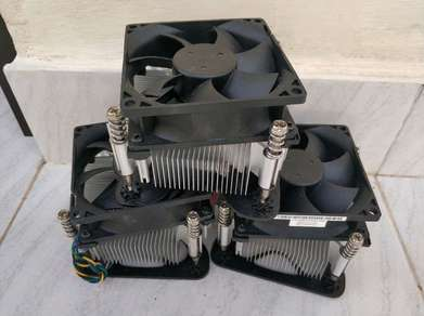 fan processor intel model baut