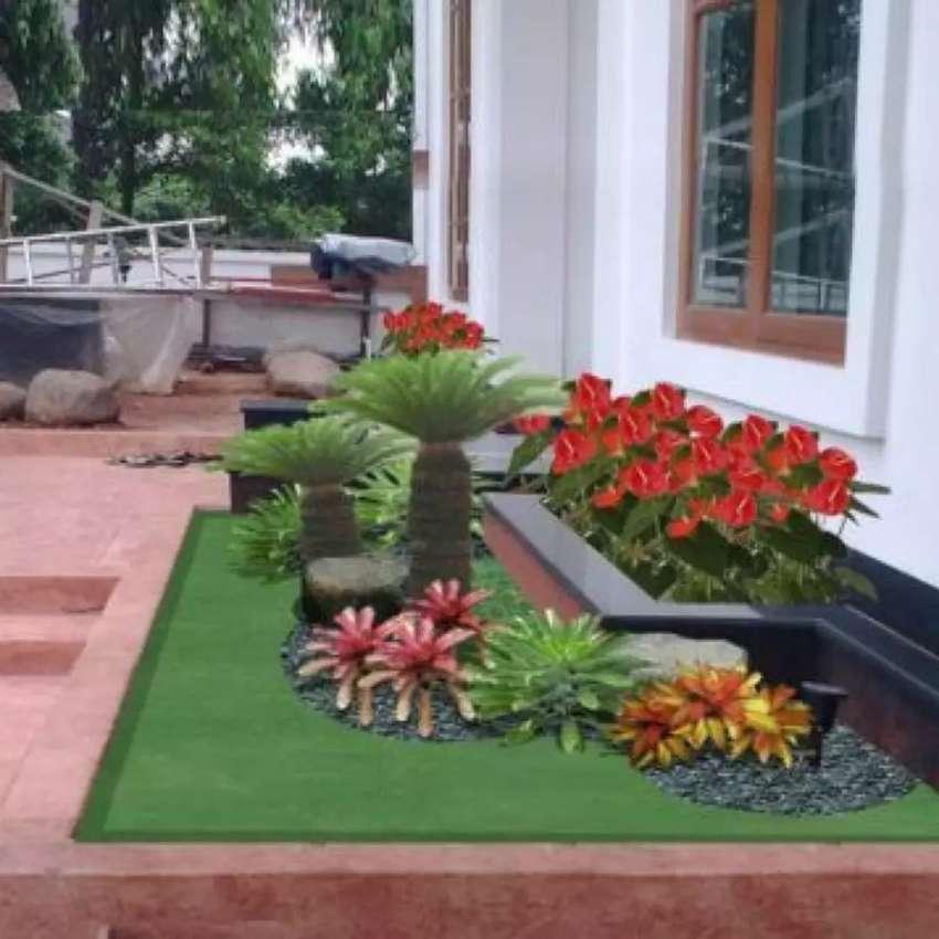 Taman Minimalis,taman Perkantoran,taman Sekolah Taman PT Jasa Taman -  Konstruksi Dan Taman - 784583163
