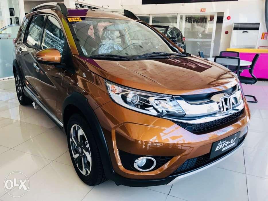 2019 Honda Brv 15 V Cvt All In Promos Low Cash Out In Mandaluyong