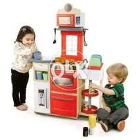 Little tikes cook and store kitchen.