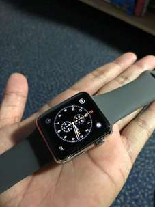 Apple Watch Series 1 42mm Stainless