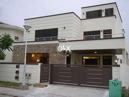 Ground portion 10 marla Brand new ( for rent ) in phase 5 Bahria Town