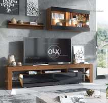 TV Entertainment Units available in different colors with free lights