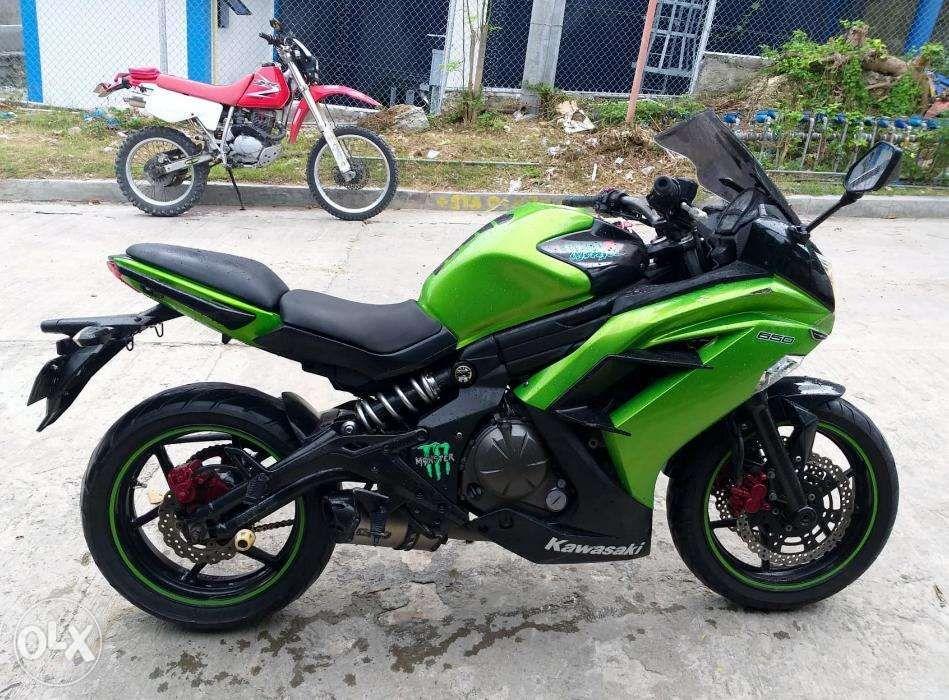 Kawasaki Ninja 650 Er6f In Consolacion Cebu Olxph