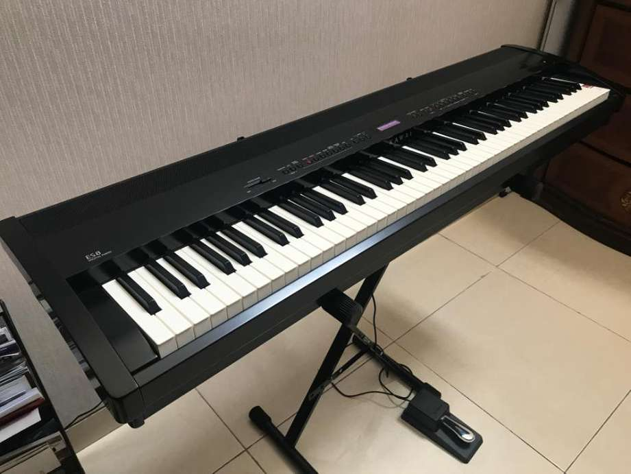 Digital Piano Kawai ES 8 Bekas Second Jual Murah Keyboard
