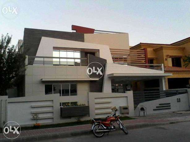 Media Town new 12 Marla 3 bed upper portion for rent in Islamabad