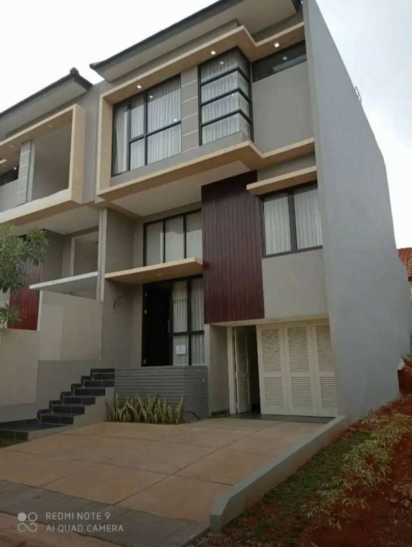Rumah 2 5 Lantai Bebas Banjir Dijual Rumah Apartemen 804337459