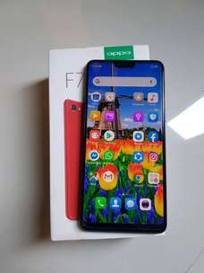 oppo F7 ram 4 internal 64gb mulus