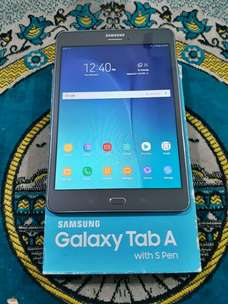 Samsung Galaxy Tab A with S Pen Fullset