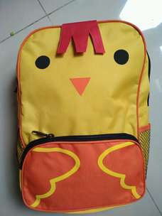 Backpack TK motif Chicken