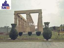 5 Marla Plot For Sale Dream Location in G Block, Bahria Orchard