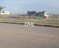 5M Plot in L Sector Back side Open For Sale in bahria Town Rawalpindi