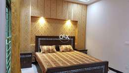 5 Marla Fulley Furnished HOuse Tulip Block For Rent in Bahria Town Lah