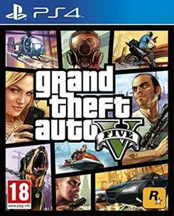 gta v ps4 digital game